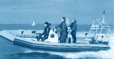 Avon SR6.4M Outboard Searider