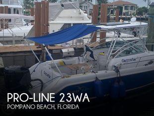 2001 Pro-Line 23WA