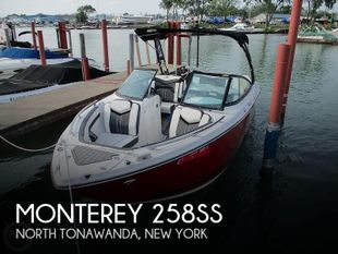 2020 Monterey 258ss