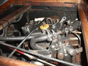 Jeanneau JOD 35  - Engine(s) Detail