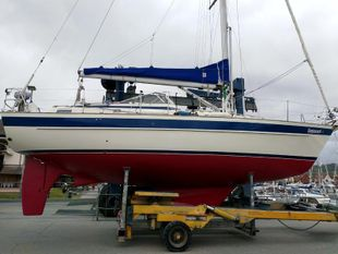 Hallberg-Rassy 36 1992 One Owner