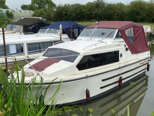 Excellent condition Shetland Saxon with 2020 model Tohatsu 15hp