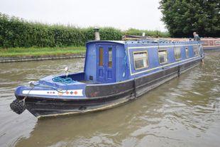 48' Trad 1999 Pedigree Boat Builders