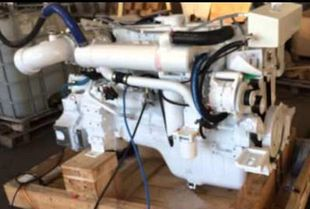 405 HP CUMMINS QSL9 RECON MARINE ENGINES