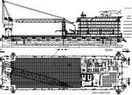 400man Accomodation Barge 2017 NB