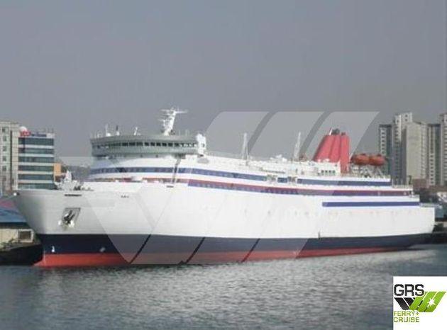 187m / 1.170 pax Passenger / RoRo Ship for Sale / #1043574