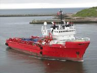 69 Meter Platform Supply Vessel