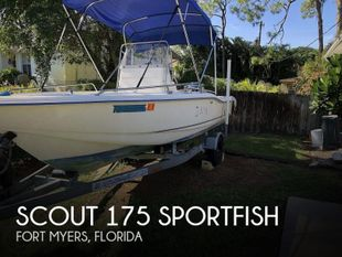 1999 Scout 175 Sportfish