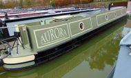'Aurora' 2020 57ft Mothership Marine - Electric Boat - Mase Generator