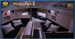 Dalpol Phobos 24.5 yacht