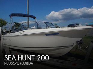 2008 Sea Hunt 200 Escape LE