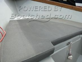 Falmouth Bass Boat 16 Deluxe  - Foredeck