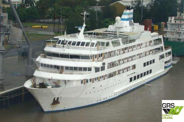 74m / 168 pax Cruise Ship for Sale / #1050205