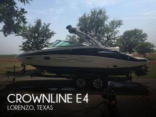 2013 Crownline E4