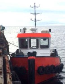 14m Work Boat For Charter