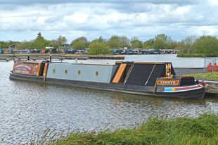 60ft Trad Stern Tug Style Narrowboat