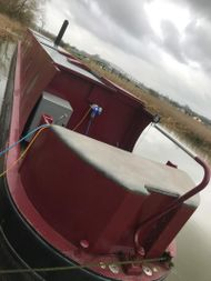 Modern 60ft Narrowboat