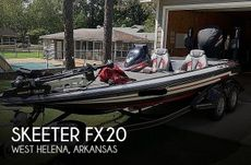 2017 Skeeter FX20