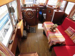Dutch Steel Cruiser Canal and river cruiser - Interior