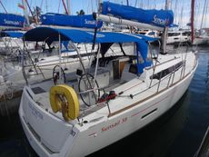 2017 Jeanneau Sun Odyssey 389