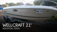 2002 Wellcraft 210 Fisherman-Tournament Edition