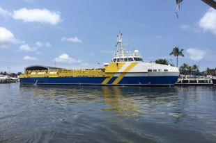 157' Fast Crew Supply Vessel