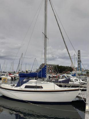 Hurley 24/70 Sailing Yacht