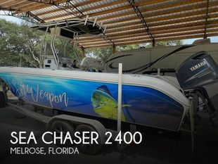 2007 Sea Chaser 2400