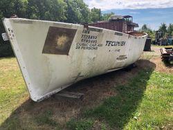 25′ x 8′ Fiberglass Lifeboat - presently unavailable
