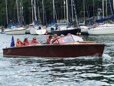 1967 Pearn 25 Open Day Boat