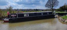 2008 Narrow Boat IRRAD, 50 ft, Semi Trad