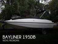 2017 Bayliner 195DB