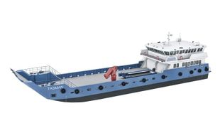 MOC Shipyards 39m 48 PAX Landing Craft