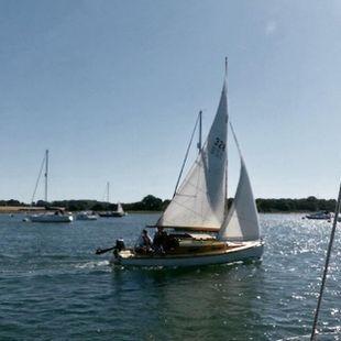Sinbad Classic Sailing Yacht