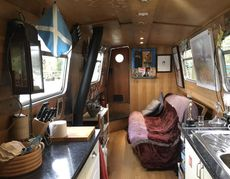 Lovely 40ft liveaboard