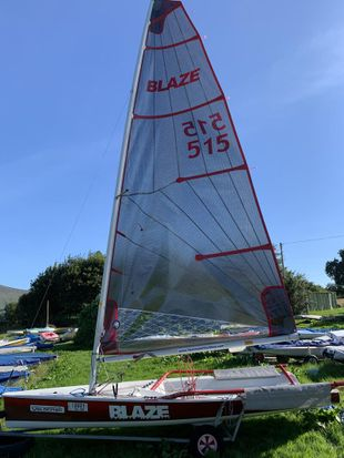 Blaze 515 ( New sail)