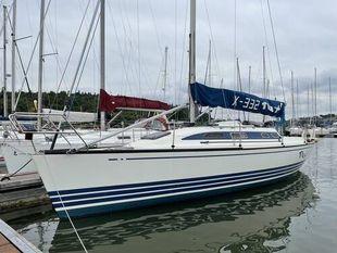1998 X-Yachts X-332