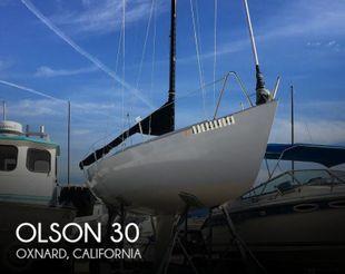 1979 Olson 30