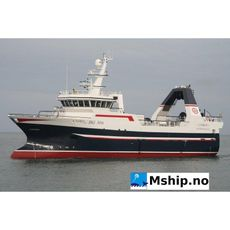 39,95 meter Stern trawler - Freezer / wet fish.